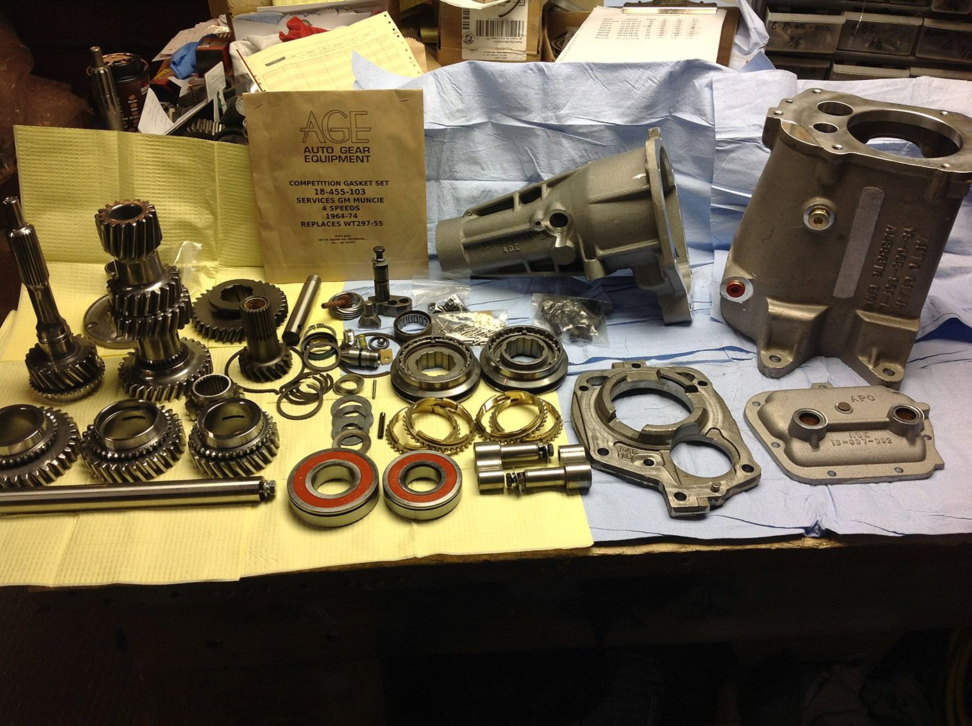 M22 do it yourself complete kit muncie 4 speed transmissions and m22 do it yourself complete kit muncie 4 speed transmissions and rebuild kits solutioingenieria Gallery