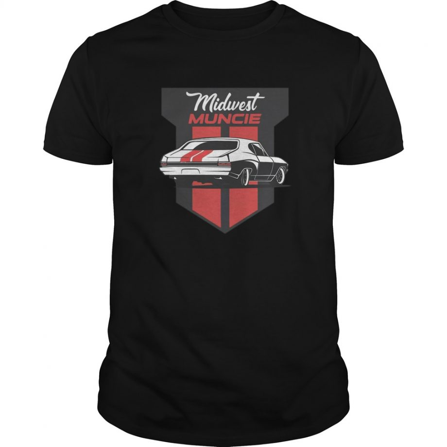 Midwest Muncie Shirt Front
